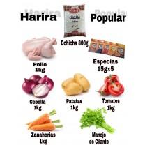Pack Harira sopa popular