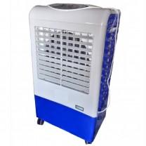 Ventilador refrigerante de agua gran flujo móvil 220V 20L مكيف هواء كهربائي ماء
