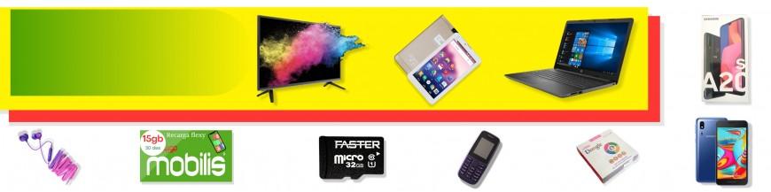 TV móviles tablets etc
