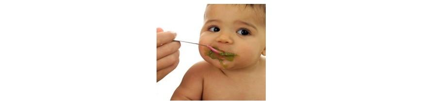 leche infantil yogurines platos preparados para bebés