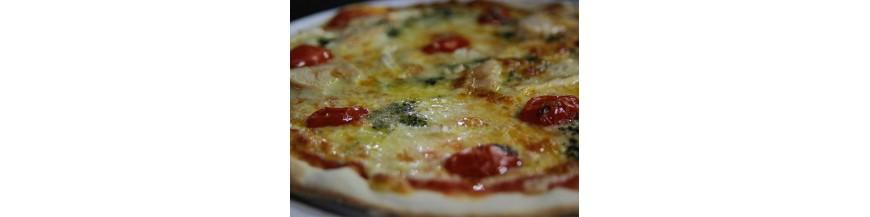 Pizzas en el Sahara