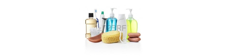 Material de limpieza personal