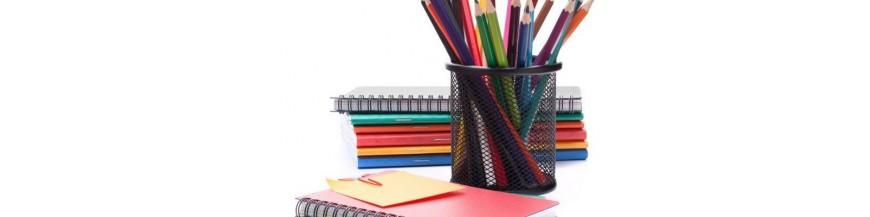 papelería material escolar
