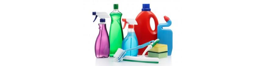 Productos del hogar y limpieza de la jaima