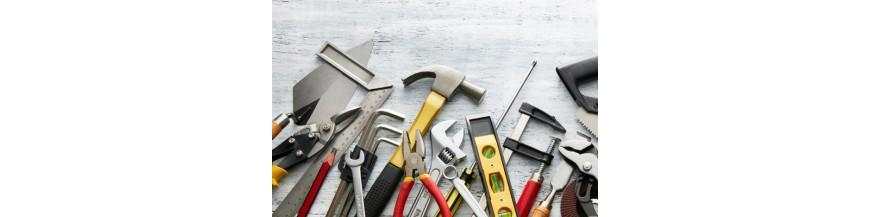 Artículos para construir y de ferretería